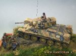 T-34 Beutepanzer