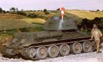 T34-85, österreichisches Bundesheer 1956