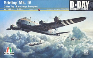Short Stirling Mk IV 1:72 (Italeri)