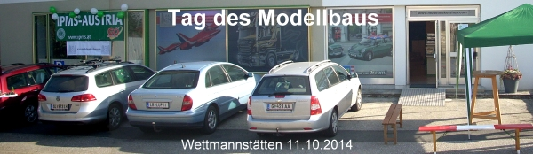 Tag des Modellbaus 11.10.2014