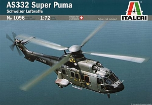 AS332 Super Puma (1:72) Italeri